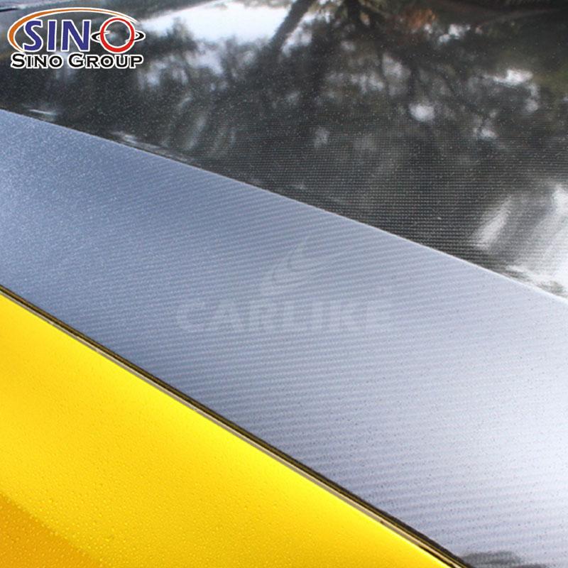 卡莱克CL-6DCF 6D超亮黑碳纤维汽车改装贴膜