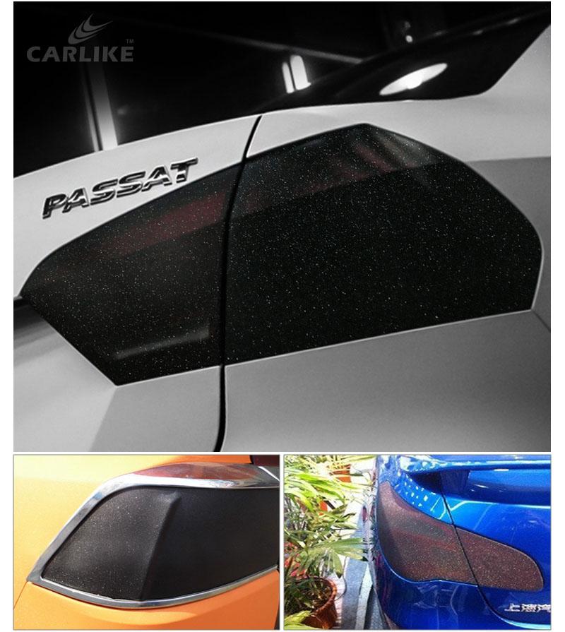 卡莱克汽车车身改色大灯膜系列之闪点大灯膜
