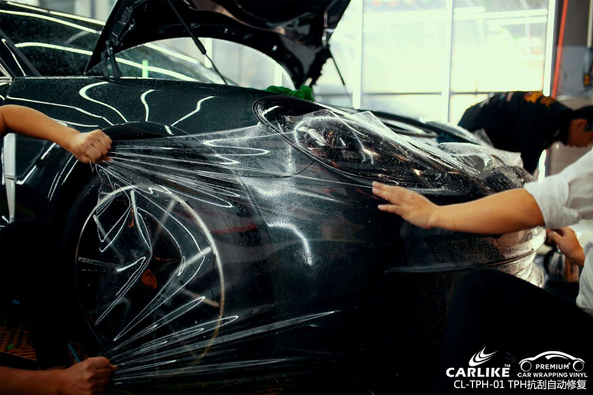 汽车为什么要贴隐形车衣呢?