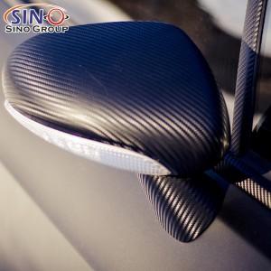 卡莱克CL-3DCF 3D碳纤维汽车改装贴纸