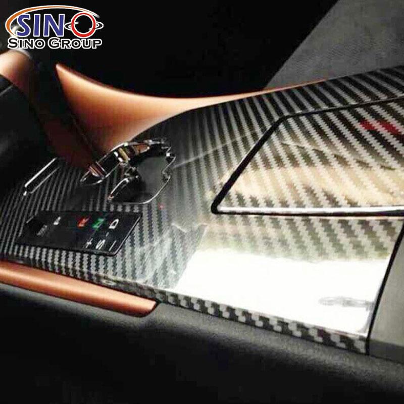 卡莱克CL-5DCF 5D碳纤维汽车改装贴纸