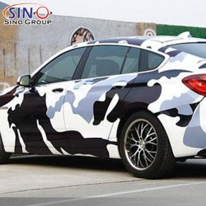 卡莱克CL-CA迷彩整车改色膜