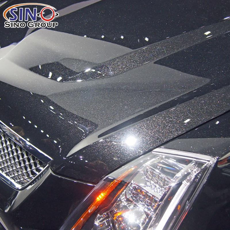 卡莱克CL-DC钻石水晶金属全车改色膜