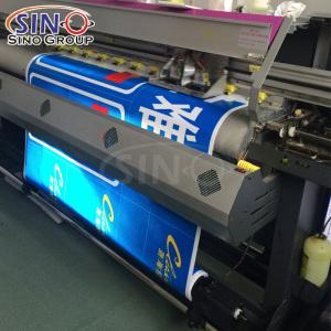 可喷PVC反光膜UV弱溶剂打印喷绘反光喷绘膜