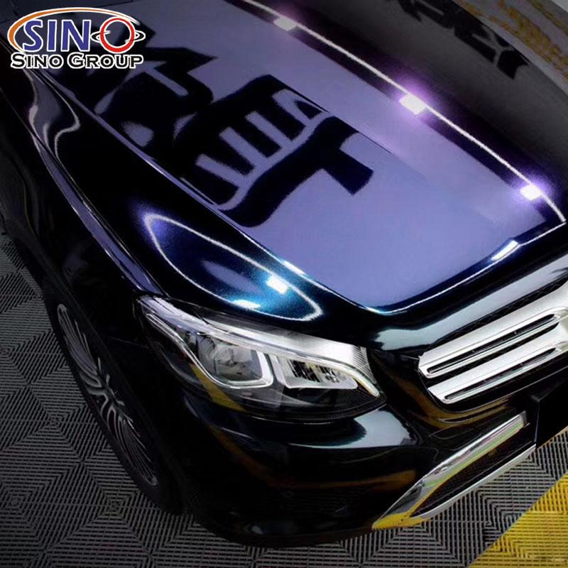 卡莱克CL-GE超亮金属车身改色膜