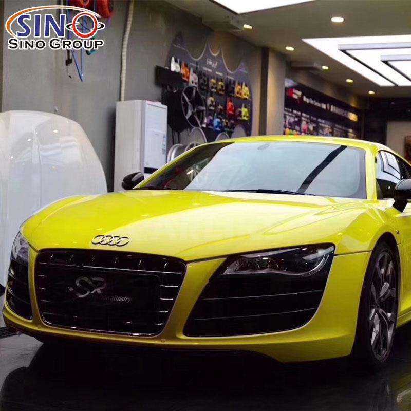 卡莱克CL-SV超亮水晶整车改色膜