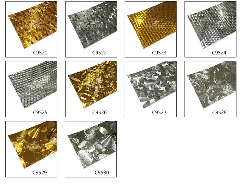卡莱克CL-3DV 3D改色膜