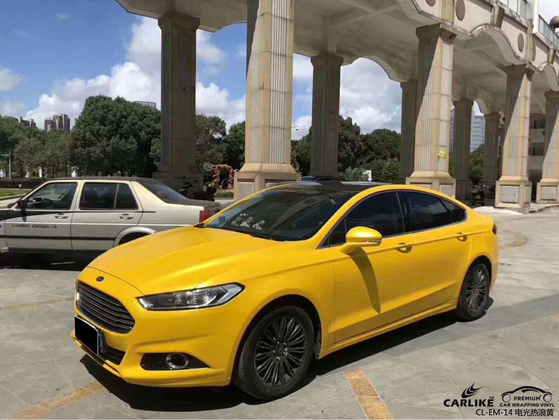 汽车喷漆改色与贴膜改色的优缺点