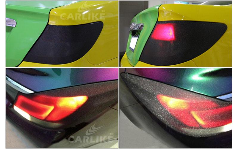 卡莱克CL-HL-GL闪点大灯改色膜