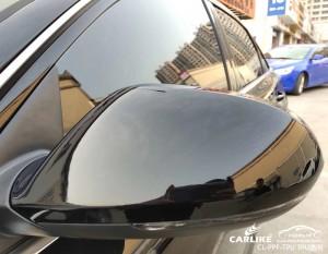 汽车漆面贴上隐形车衣的优点跟缺点是什么?