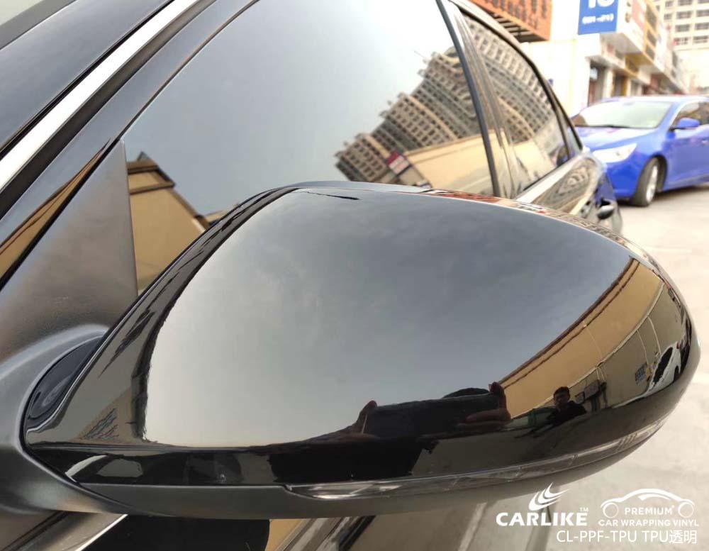 隐形车衣透明保护膜都有什么特点?