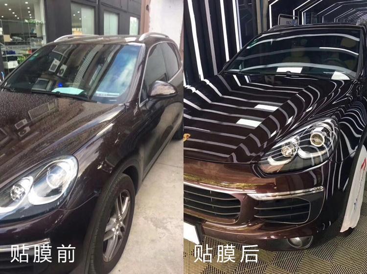 汽车需要贴隐形车衣保护膜吗?