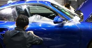 车漆隐形车衣透明保护膜施工过程中有哪些注意事项