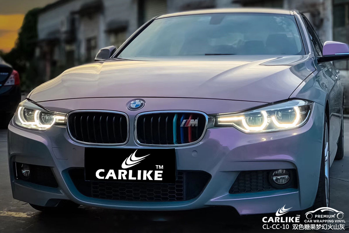 浅谈汽车改色膜的作用