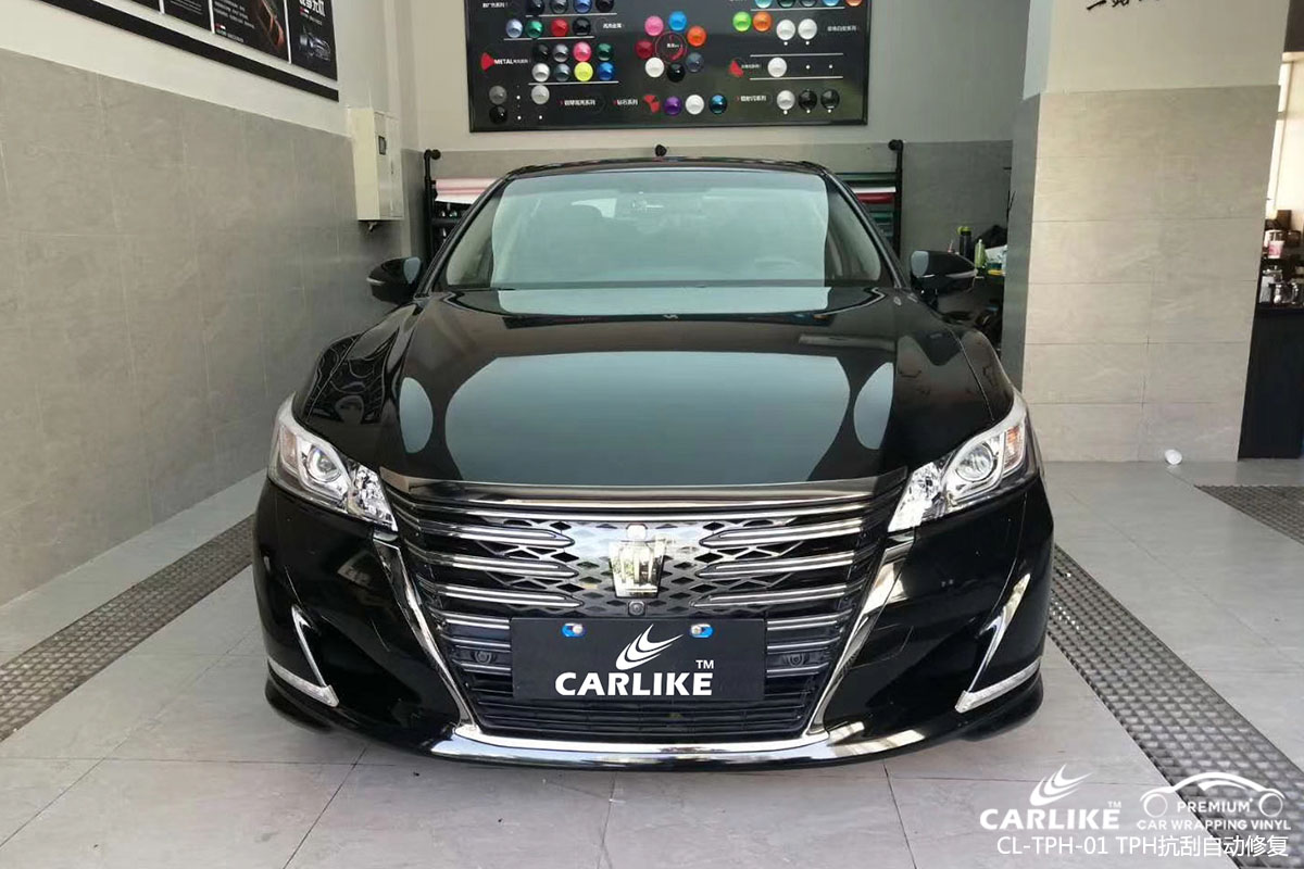 CARLIKE卡莱克™CL-TPH-01丰田车漆透明保护膜TPH隐形车衣