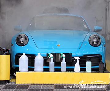 卡莱克汽车保护膜TPU-01亮面隐形车衣贴膜效果图