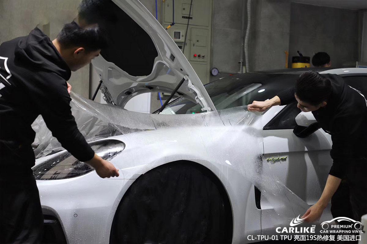卡莱克隐形车衣保护膜TPU-01亮面车漆保护车衣效果图