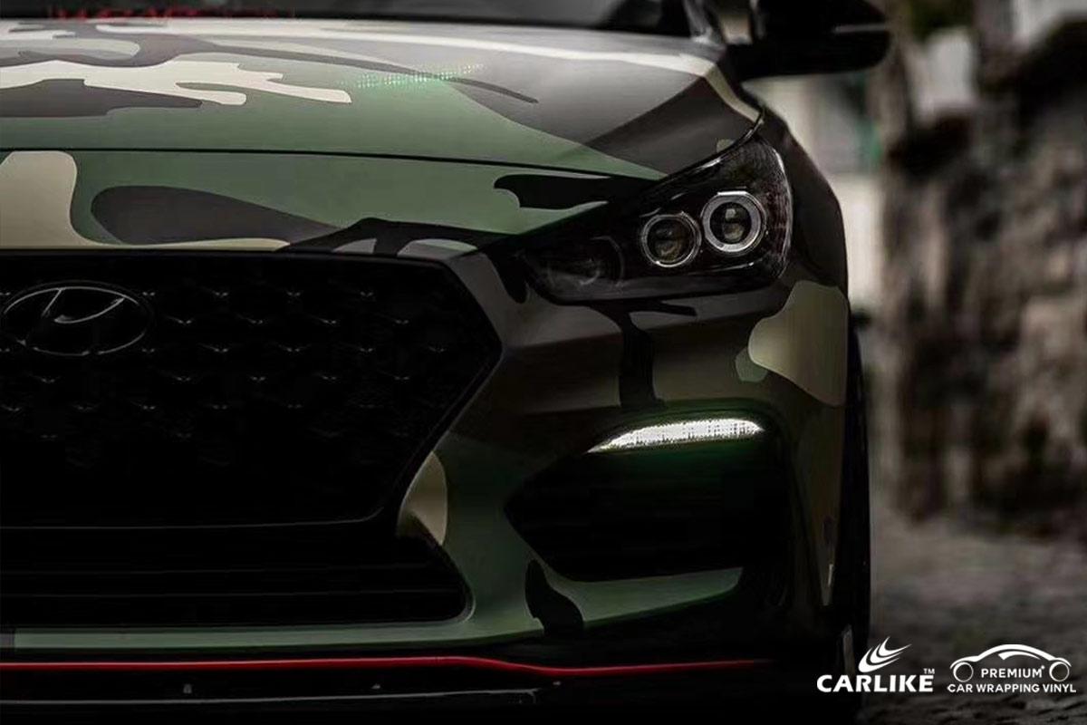 CARLIKE卡莱克™CL-MC现代喷绘涂鸦膜汽车改色
